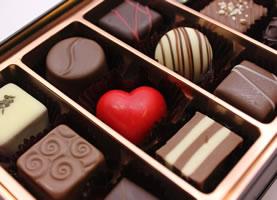 セロトニンに働きかけて、リラックスをさせるチョコレート