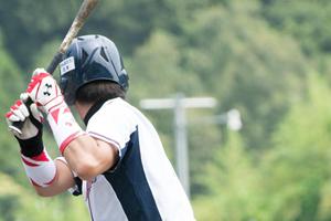 アテネオリンピックで松坂投手の右腕に打球が直撃
