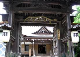 真田幸村の暮らした蓮華定院