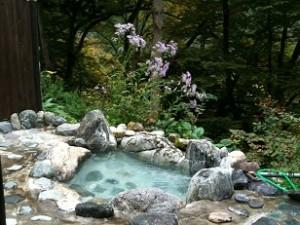 天空の寺「大陽寺」星の見える露天風呂