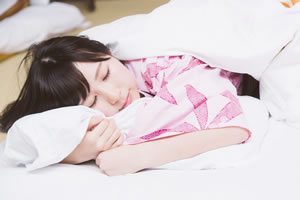 睡眠の質を高める・向上する方法