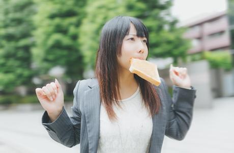 食前、食後?朝の運動カロリー消費量を2倍にする方法