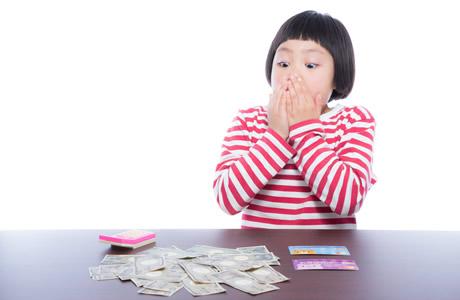 子供のお年玉の平均金額と相場