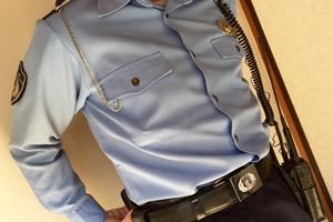 男の子がなりたい職業の警察官