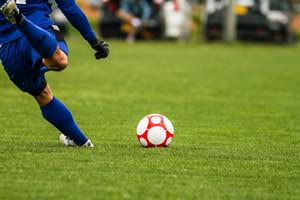 男の子のなりたい職業サッカー選手