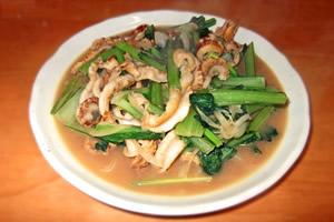青梗菜(チンゲン菜)の栄養と効能