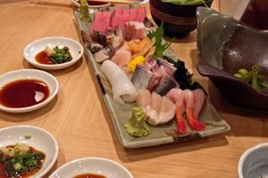 お魚はお刺身で食べると糖質オフ