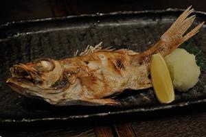 魚の塩焼きは低糖質