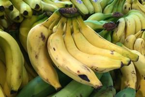 歯を汚すフルーツ「バナナ」