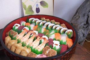 子供が好きな料理のお寿司