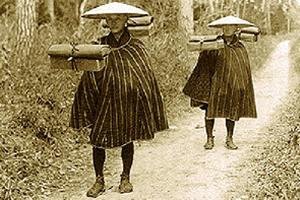 恵方巻きの起源と由来、日本全国で行うようになった歴史的な背景