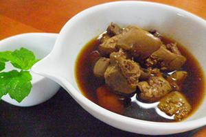 鉄分を一気に補給する料理のレシピ①「鶏レバーの煮物」