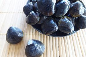 鉄分の多い食べ物 貝類の場合は「ハマグリの佃煮、しじみ、ほっき貝、あさり」