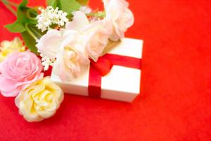 女子力の高い彼女は、サプライズで彼氏にバレンタイン・プレゼントを用意