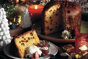 イタリアのクリスマス料理・お菓子「パットーネ、パネトーネ」