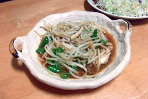 野菜食べ順ダイエットのやり方・食べ順②「2番目に炒め物・蒸し野菜など、温野菜を食べる」