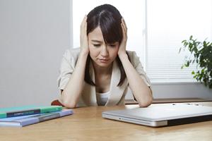 肩こり・首こりは頭痛の原因