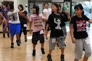 親が習わせたい習い事ランキングのダンス