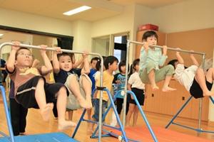 親が習わせたい習い事の体操