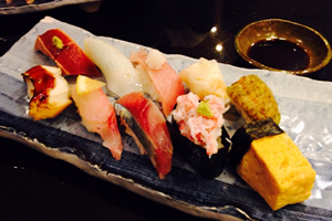 女子・子供が好きな寿司ネタ・ランキング