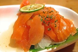 子供・女子が好きなお寿司のサーモン