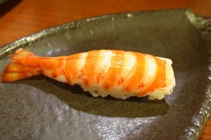 子供・女子が好きなお寿司の海老