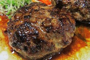 料理は愛情!ハンバーグは、味よりも、手作り感が大切