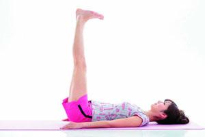 内藤未映の実践していた脚を柔らかくする方法