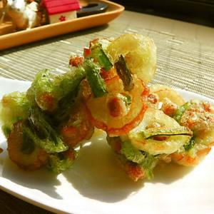 夕食の一品になる納豆料理・レシピ①「納豆天ぷら」