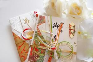 ご祝儀と結婚祝い、上司や部下、同僚や取引先の結婚式ご祝儀の相場金額