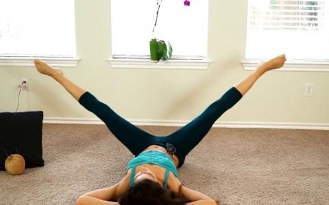 【足パカ/ビフォーアフター/効果】簡単な脚パカで脚やせチャレンジ!即効で太もも&おなかが痩せるダイエット&エクササイズ方法