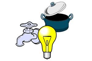 電気、ガス、水道、固定電話、インターネットの解約と新規契約