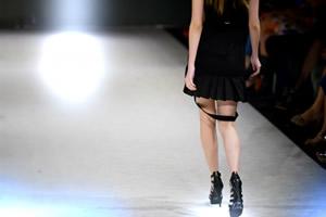 モデル歩き、モデルウォーキング