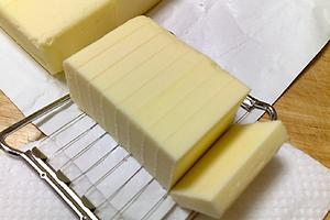 冷蔵庫で保管・保存する調味料③「マーガリン&バター」