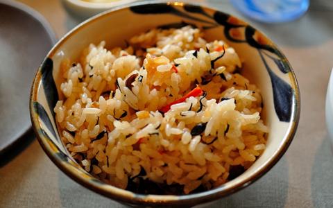 炊き込みご飯のレシピ・ランキング