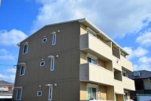 マンションは1階は避ける、3階以上に住む