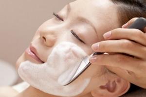 肌の保湿、産毛の処理をしっかりすると