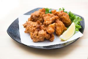 鶏の唐揚げ(支持率38.5%)