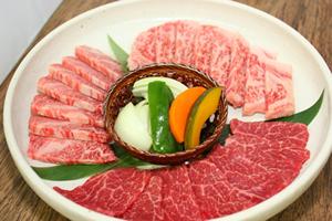 牛肉、豚肉、鶏肉、ラム肉や生ハム、ベーコン、コンビーフなどを食べても太りにくい