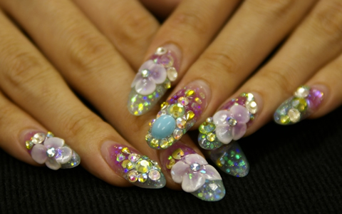 【綺麗な爪になる方法】足と手の爪を綺麗にする方法「ツメケア&ネイルケアの仕方は、やすり、甘皮処理、レシートで磨く!爪ケア・グッツ」