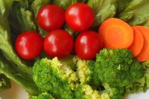 ブロッコリー&トマト(好き率22%)