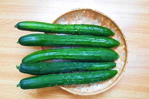 子供が好きな野菜ランキング4位「きゅうり」
