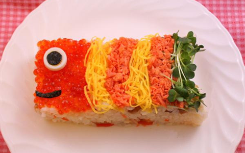 【子供の日/手作り料理/レシピ】子供が好きな初節句の食べ物&メニュー、おかず「鯉のぼり料理・レシピで子供の成長を祝う!美味しい!可愛い子供の日のご飯特集」