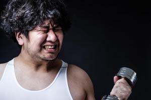 ダイエット中のストレス