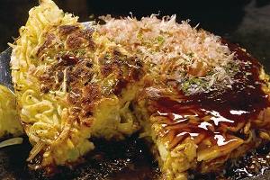神戸のお好み焼き