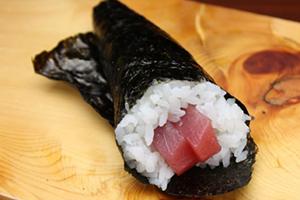 刺身、海鮮ネタ 1位「マグロ」
