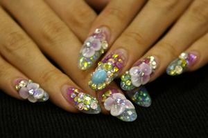 綺麗な爪になる方法、足と手の爪を綺麗にする方法