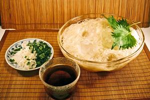 おかずいらず!簡単・人気・おすすめの素麺料理「イタリアン・パスタ風、和風アレンジ、韓国風そうめんの手作り料理」