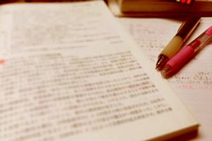 サークルのメリット①「授業や講義の履修を一緒に組むのが楽」