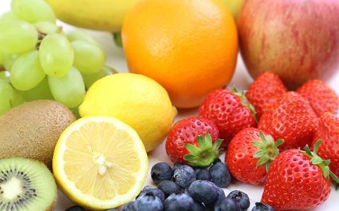ビタミンCが多い豊富な果物